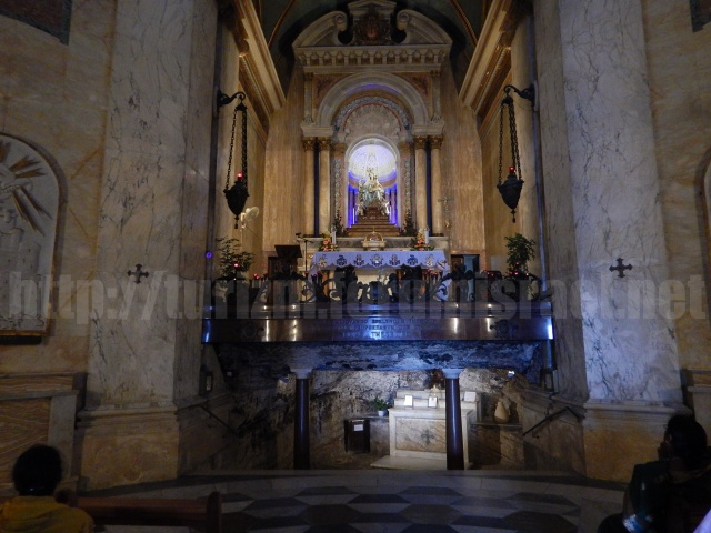 Монастырь кармелитов в Хайфе. Iyo_io17