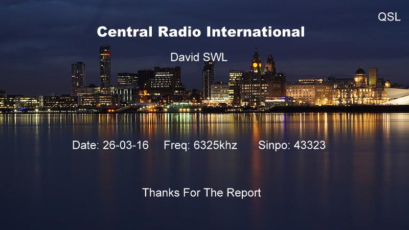 eQSL de Central radio 113