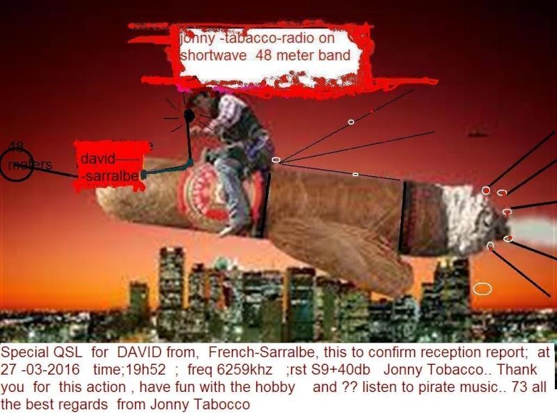 eQSL de Radio Jonny Tabacco 27-03-10