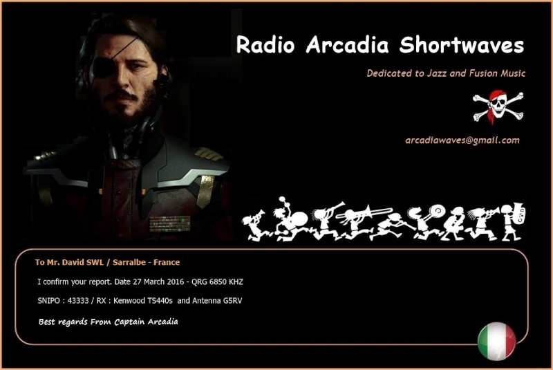 eQSL de Radio ARCADIA 5ecf3310
