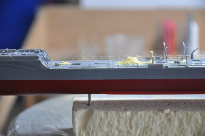 Destroyer Yukikaze Tamiya 1/350 + photodécoupe Aber. - Page 2 Dsc_0083