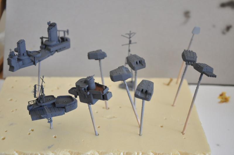 Destroyer Yukikaze Tamiya 1/350 + photodécoupe Aber. - Page 2 Dsc_0087