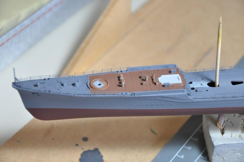 Destroyer Yukikaze Tamiya 1/350 + photodécoupe Aber. - Page 2 Dsc_0105