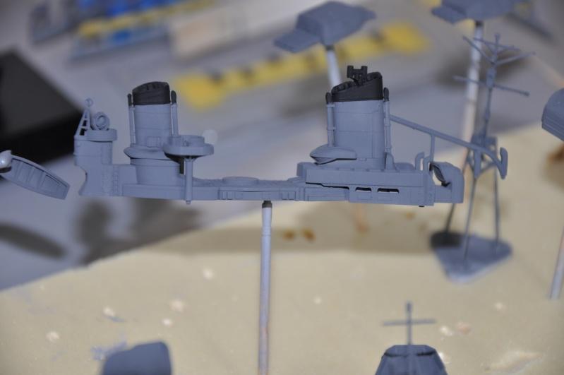 Destroyer Yukikaze Tamiya 1/350 + photodécoupe Aber. - Page 2 Dsc_0106