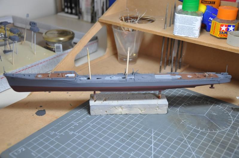 Destroyer Yukikaze Tamiya 1/350 + photodécoupe Aber. - Page 2 Dsc_0108