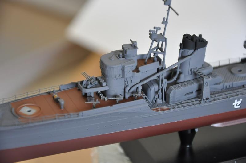 Destroyer Yukikaze Tamiya 1/350 + photodécoupe Aber. - Page 2 Dsc_0109