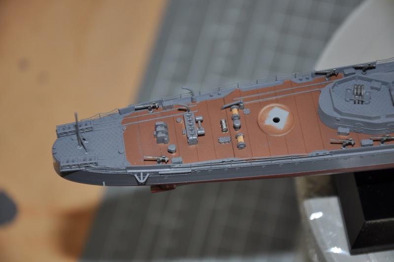 Destroyer Yukikaze Tamiya 1/350 + photodécoupe Aber. - Page 2 Dsc_0163