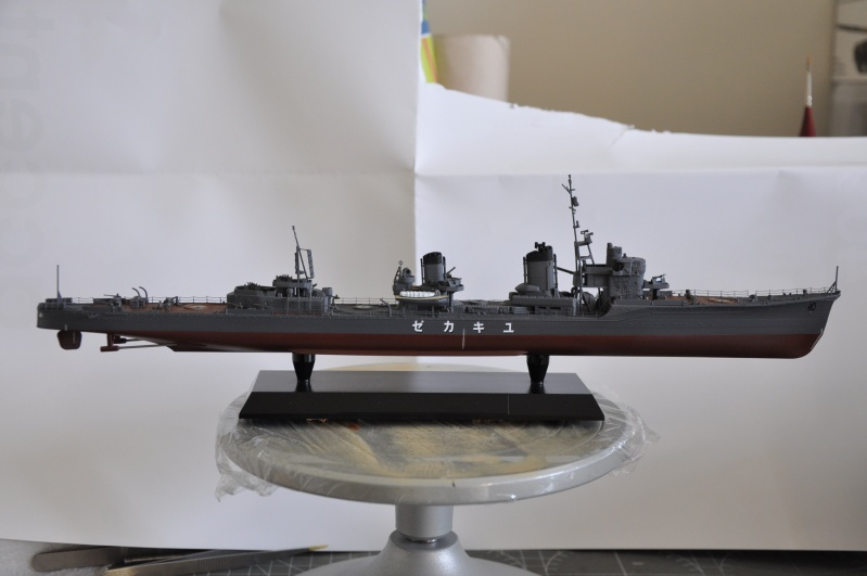 Destroyer Yukikaze Tamiya 1/350 + photodécoupe Aber. - Page 2 Dsc_0164