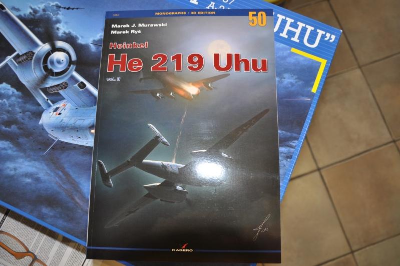 Heinkel He 219 A-7 UHU REVELL 1/32.  Dsc_0196