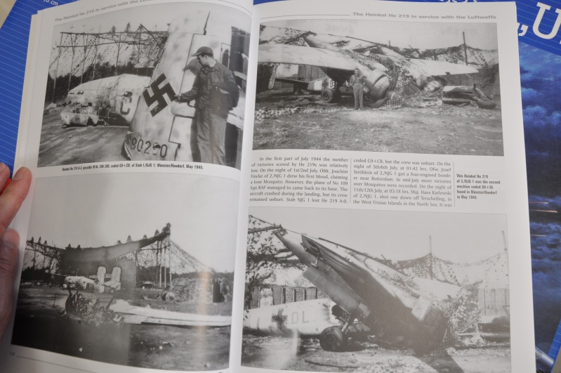 Heinkel He 219 A-7 UHU REVELL 1/32.  Dsc_0200