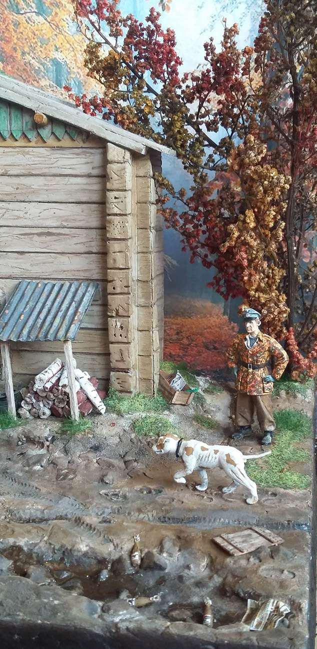 Russie octobre 1943 - Tamiya + Aber + Plus Model + Mk35 + Nemrod + scratch - 1/35 16051613