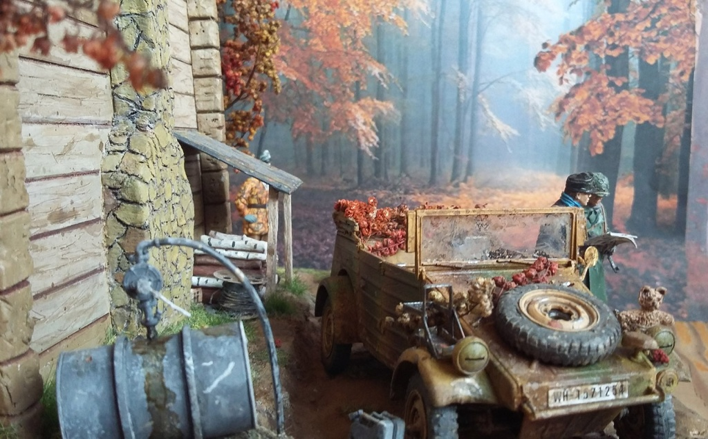 Russie octobre 1943 - Tamiya + Aber + Plus Model + Mk35 + Nemrod + scratch - 1/35 16051614