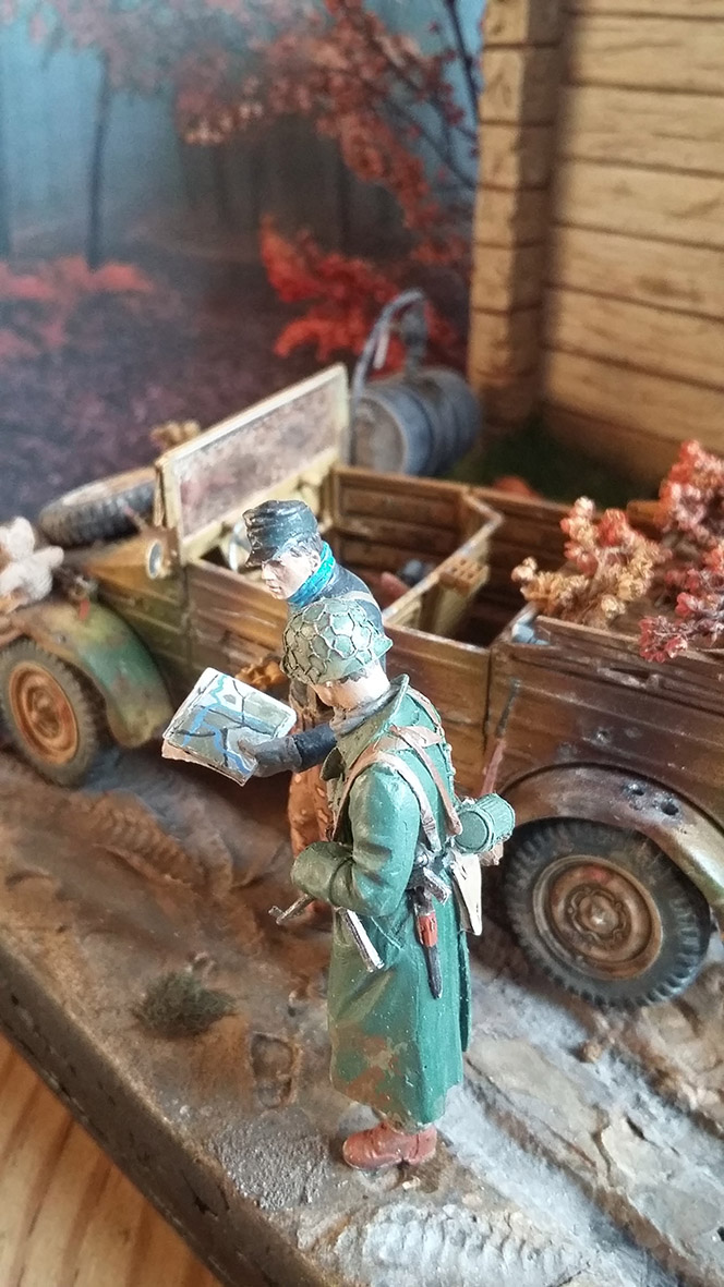 Russie octobre 1943 - Tamiya + Aber + Plus Model + Mk35 + Nemrod + scratch - 1/35 16051618