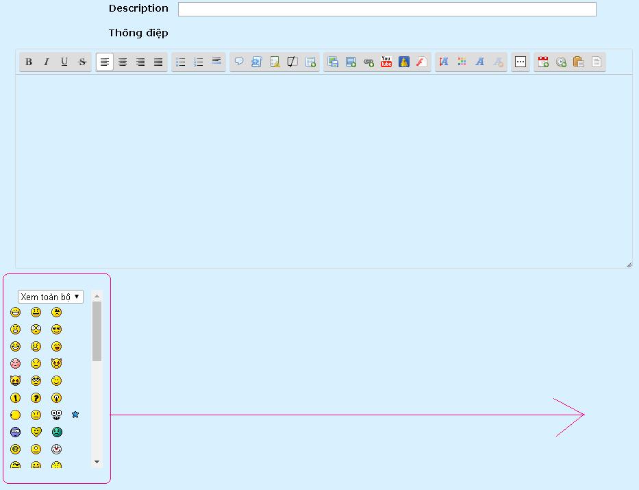 [Hỏi đáp] Mở rộng khung smile trong trình soạn văn bản Untitl43