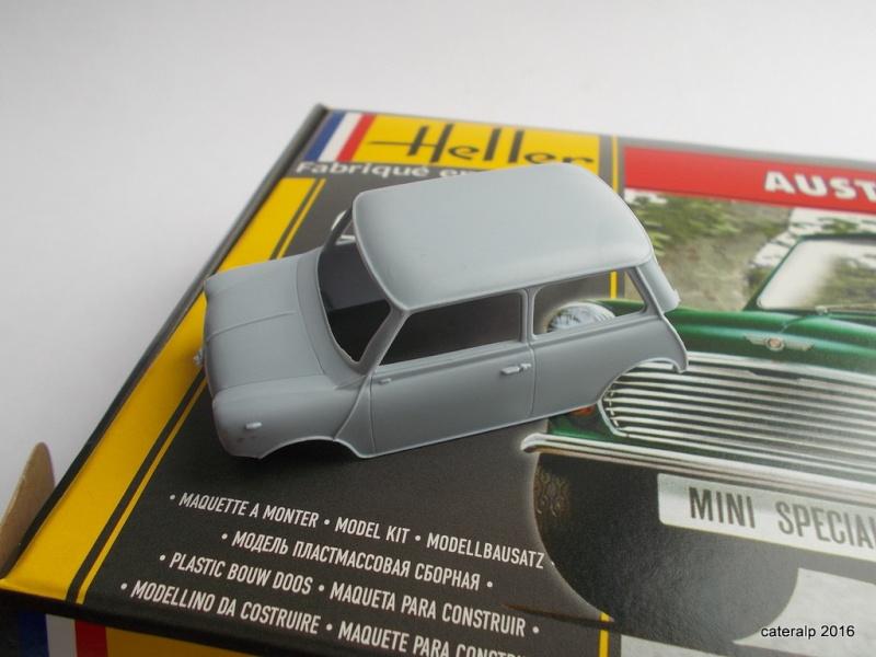 Austin Mini 1/43 Mini_122