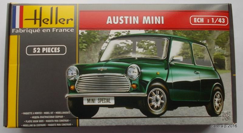 Austin Mini 1/43 Mini_123