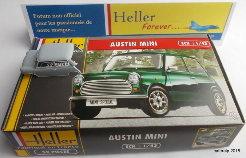 Austin Mini 1/43 Mini_124