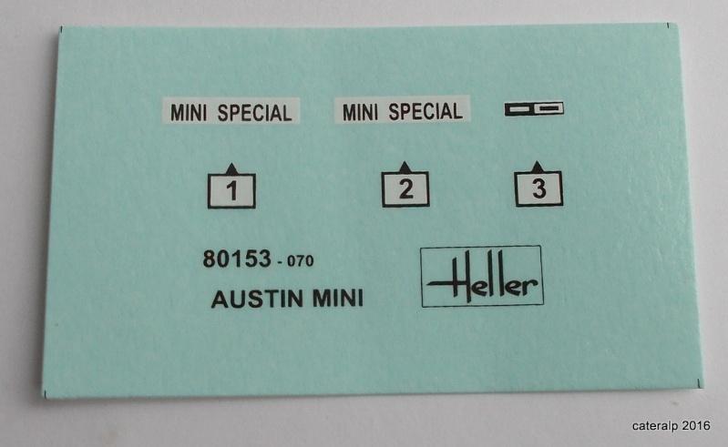 Austin Mini 1/43 Mini_130