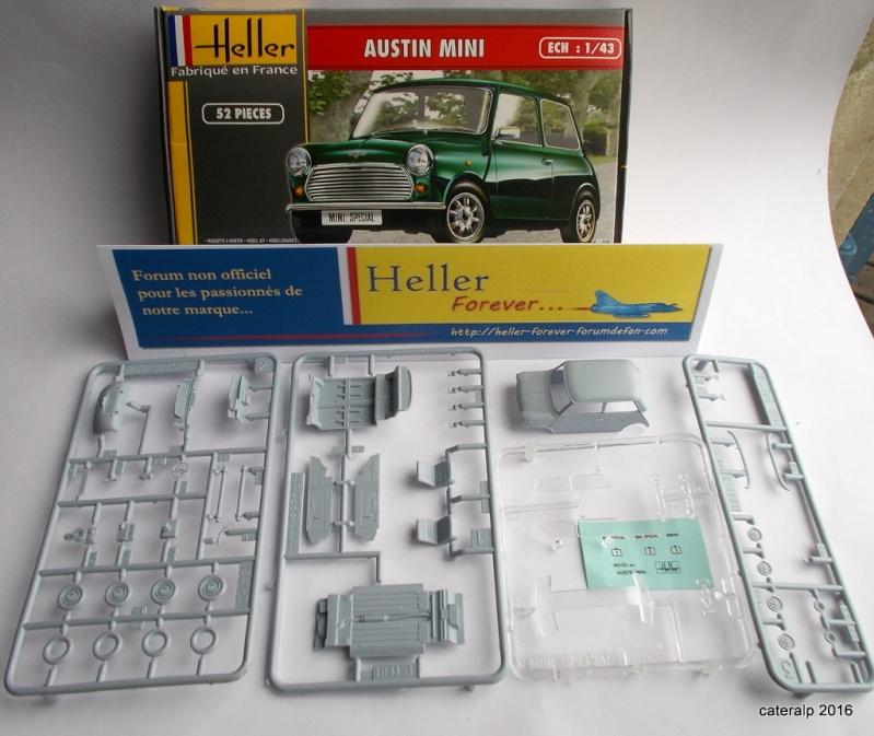Austin Mini 1/43 Mini_135