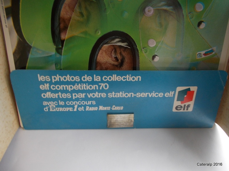 La collection des photos ELF 1970  Photos13