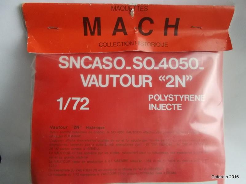 Un avion connu ,une marque de maquettes disparue ,MACH  Vautou11