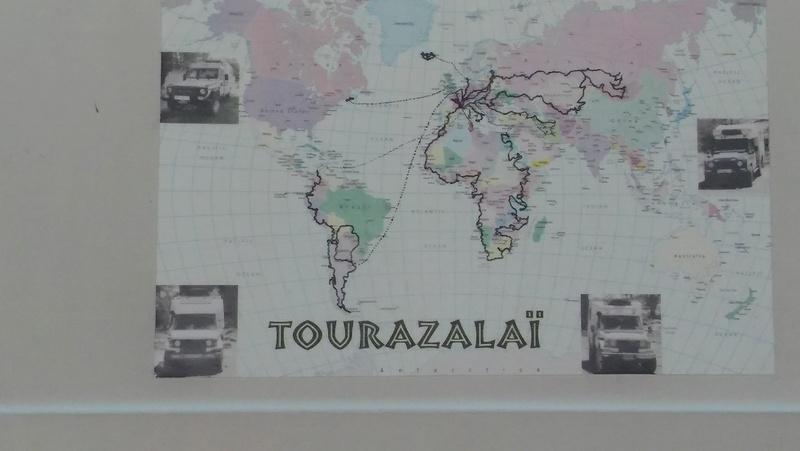 Rencontre de globe-trotters Français 20160513
