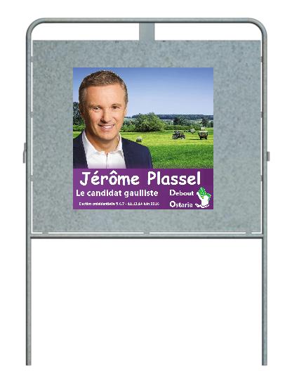Jérôme Plassel - Election présidentielle juin 2016 Pannea10