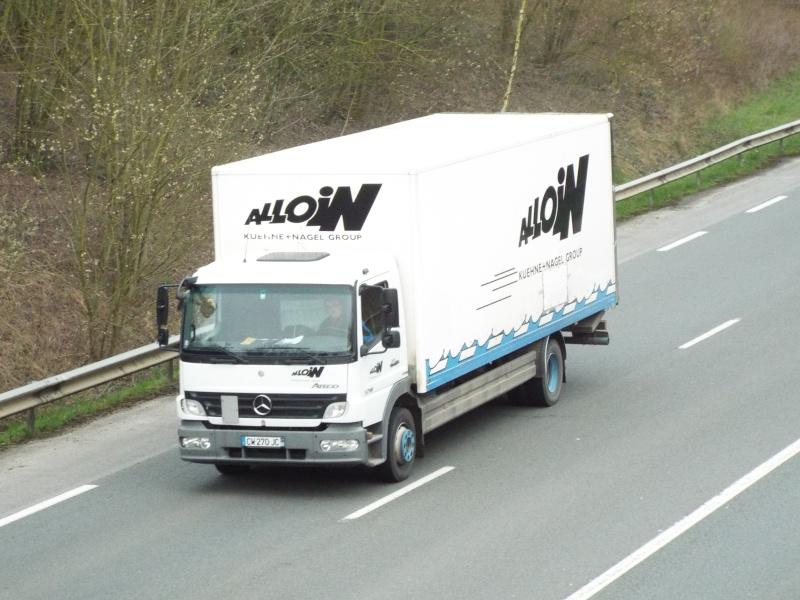 Transports Alloin  (Groupe Kuehne & Nagel) (69) - Page 6 Dscf7815