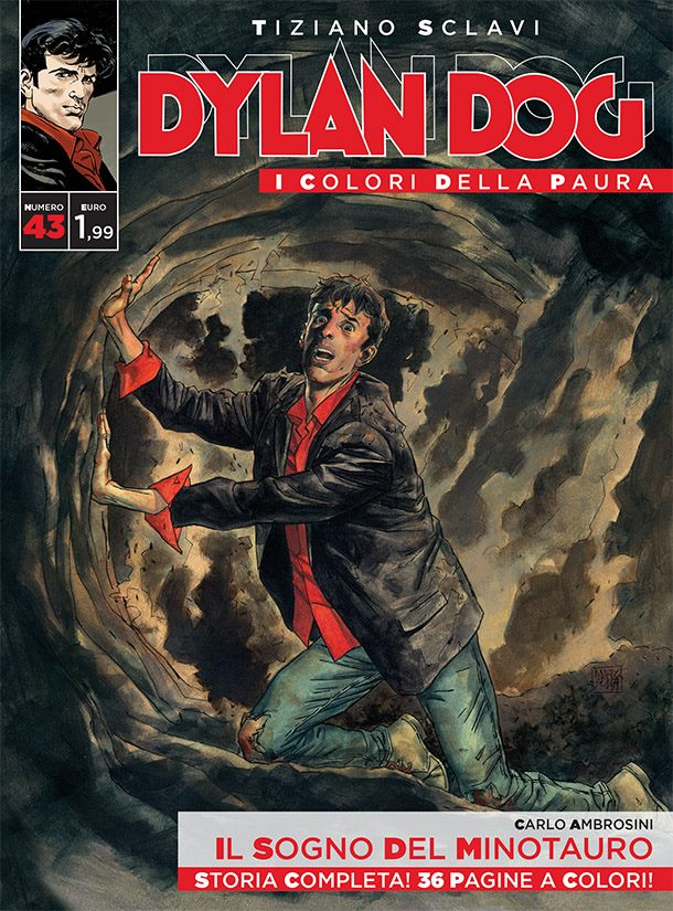 DYLAN DOG (Seconda parte) - Pagina 2 13179010