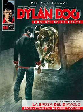 DYLAN DOG (Seconda parte) - Pagina 2 13335910