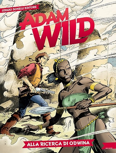 ADAM WILD - Pagina 11 Aw2010