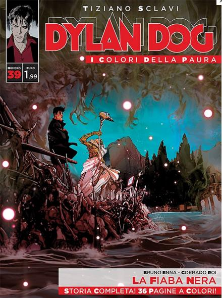 DYLAN DOG (Prima parte ) - Pagina 39 Dyd10