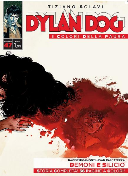DYLAN DOG (Seconda parte) - Pagina 2 Dyd4710