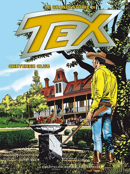 Cheyenne Club (289-290-291-292) Tex117