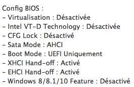 Pb installation avec el capitain HD installer - Page 2 Bios10