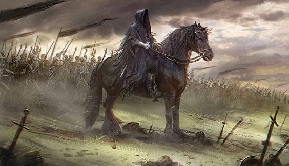 [EVENT] Puissions-nous mourir sous le harnais du combattant ! Cheval11