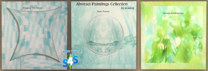 Abstract Paintings Collection Abstac10