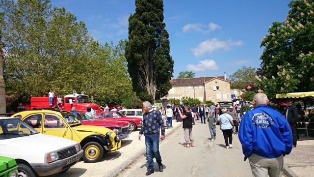 CR - TSO - GERS - Expo. voiture à Maignant Tauzia - 16 Mai 2016 Dsc_0428