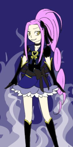 My Character Designs Darkbe10
