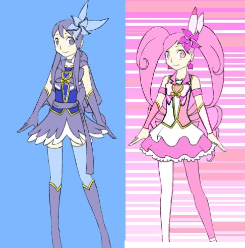 My Character Designs Sagitt10