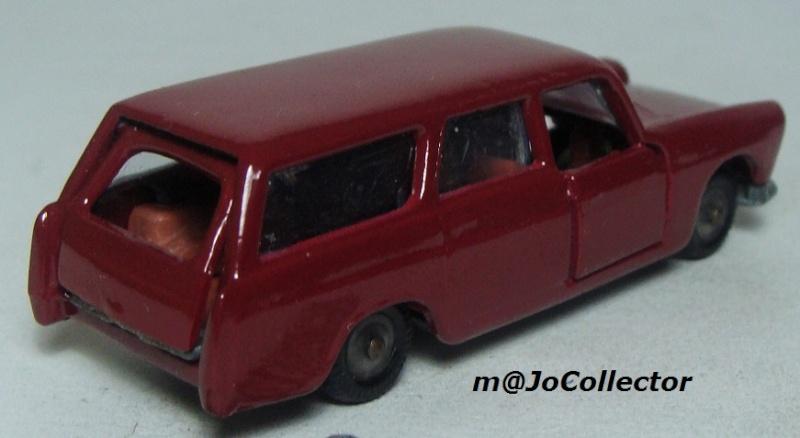 My restored Majorette Models 116_pe10
