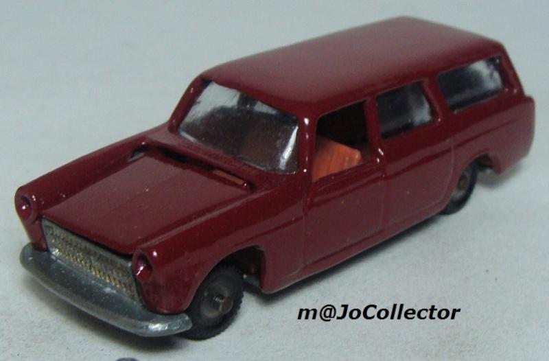 My restored Majorette Models 116_pe11