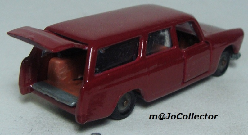 My restored Majorette Models 116_pe12