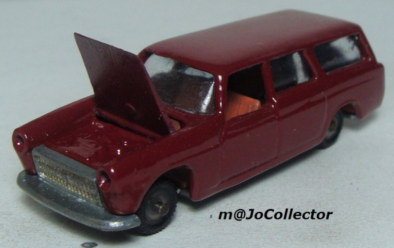 My restored Majorette Models 116_pe13