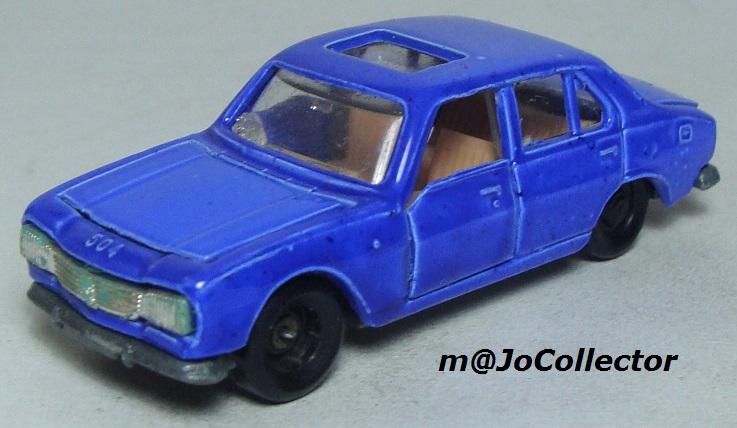 My restored Majorette Models 239_1_10