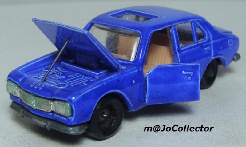 My restored Majorette Models 239_1_12