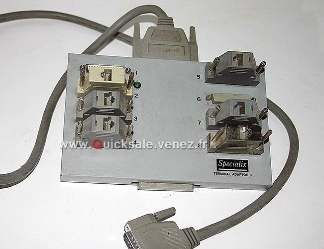 [VDS] Specialix 00-036000 terminal Adaptateur -15€ Specia10