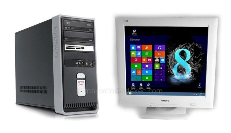 [VENDU] Tour Compaq Presario SR1000 Windows 8, 85€ Compaq10