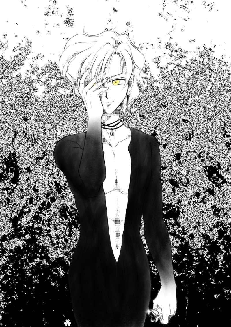 [D] Mangaka-chan's fanart (updated: 06-26-2018) - Page 2 Evilhe10
