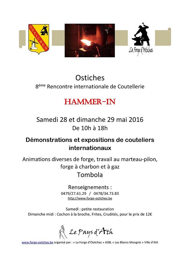 Ostiches - 8ème rencontre internationale de la coutellerie 28 & 29 mai 2016 Image48